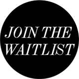 Join the Waitlist roundel