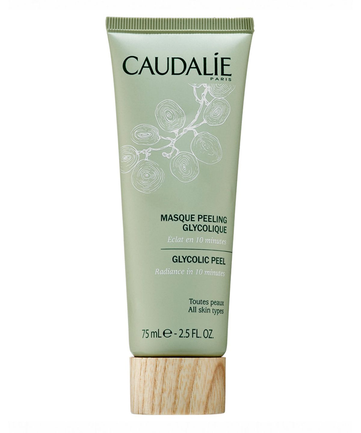 Image result for caudalie glycolic mask