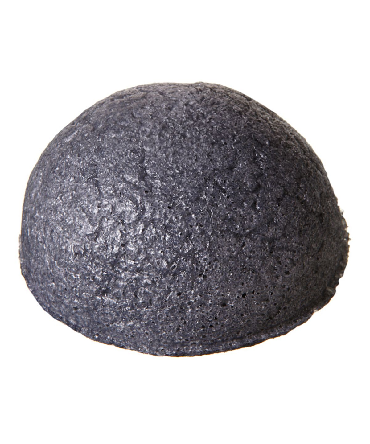 Pure konjac puff sponge with bamboo charcoal by the konjac for Sponge co uk