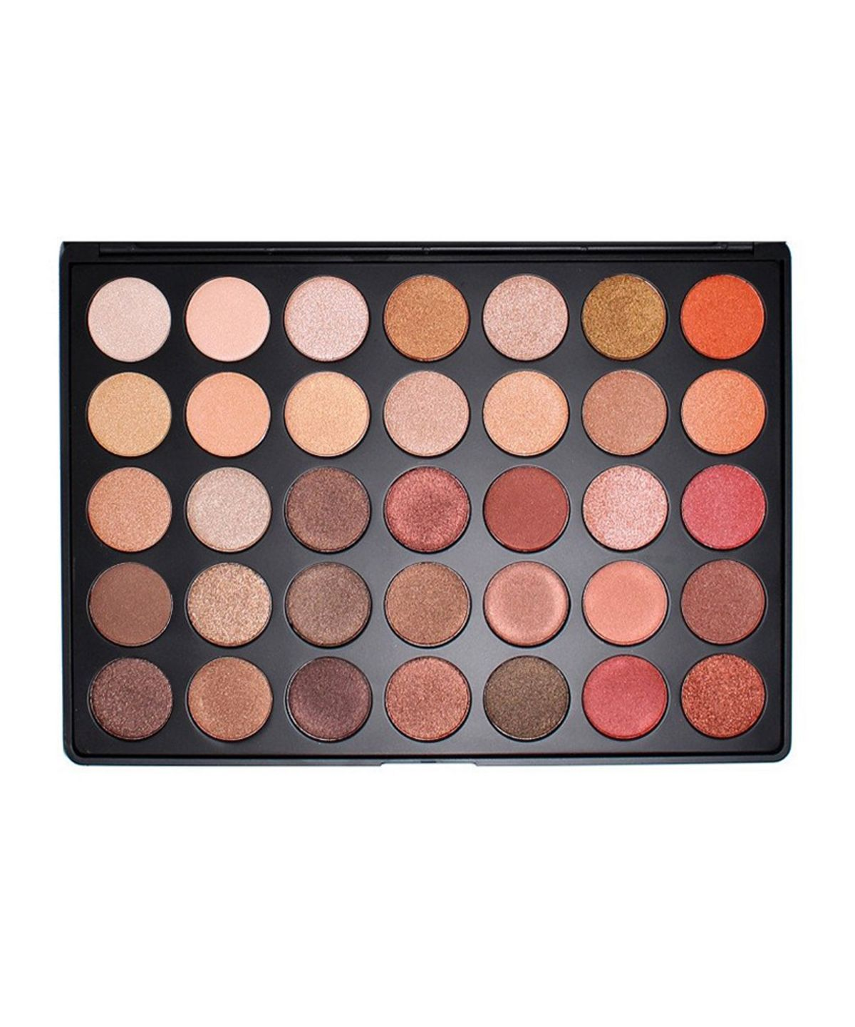 Colour Nature Glow Eye Shadow Palette
