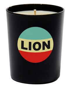 Lion Candle (Cedarwood & Poivre)