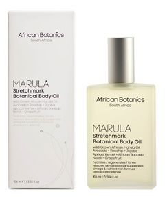 Marula Stretchmark Botanical Body Oil