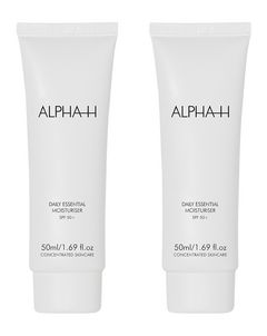 Daily Essential Moisturiser SPF 50 Duo