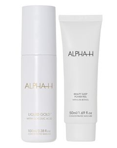 Liquid Gold & Power Peel Duo