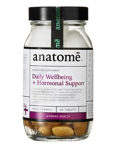 Daily Wellbeing + Hormonal Support