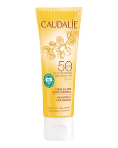 Anti-Wrinkle Face Suncare SPF50