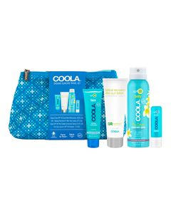 4 Piece Organic Suncare Travel Set