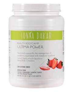 Beauty Bootcamp Ultima Power Shake