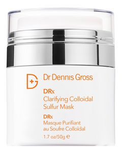 Clarifying Colloidal Sulfur Mask