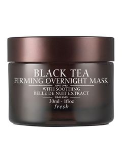 Black Tea Firming Overnight Mask