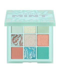 Mint Obsessions Palette