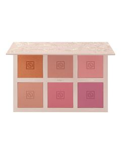 Bouquet D'Amour Six Shade Blush Palette