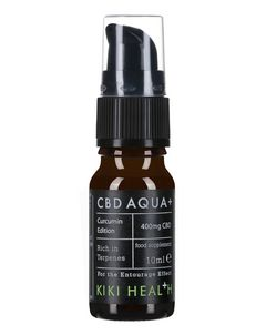 CBD Aqua+ with additional Curcumin