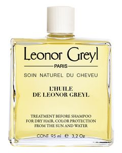 L'Huile de Leonor Greyl - Pre Shampoo Treatment