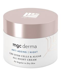 CBD Stem Cells & Algae All Night Cream