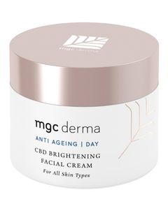CBD Brightening Facial Cream