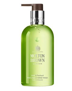 Lime & Patchouli Fine Liquid Hand Wash