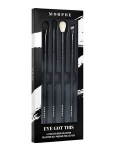 Eye Got This 4-Piece Eye Brush Collection