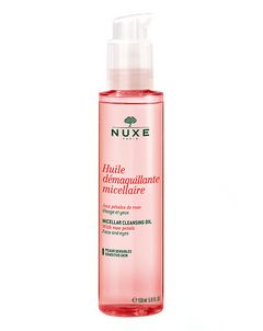 Micellar Cleansing Oil with Rose Petals
