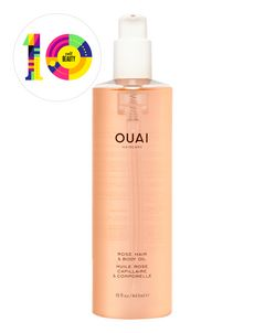 Cult Beauty Exclusive Rose Hair & Body Oil Magnum