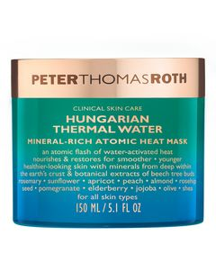Hungarian Thermal Water Mineral-Rich Heat Mask