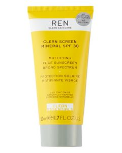 Clean Screen Mineral SPF 30 Mattifying Face Sunscreen Broad Spectrum