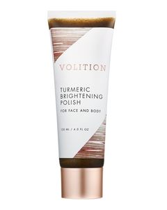 Turmeric Brightening Polish