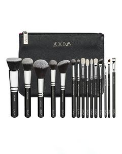 Complete Professional Brush Set