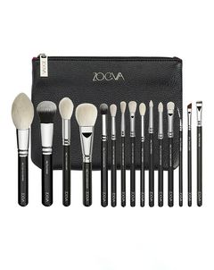Luxe Complete Professional Brush Set