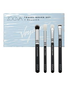 Voyager Travel Brush Set