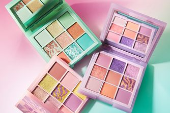 Spring into spring with new eyeshadow palettes