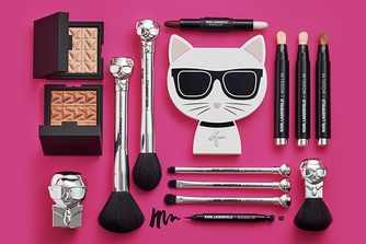 KARL LAGERFELD + MODELCO has landed...