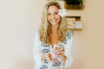 She's so Cult: Leah Klasovsky of Leahlani Skincare