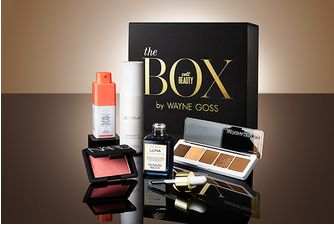 Get it or regret it... Wayne Goss has made his Cult Beauty Box debut