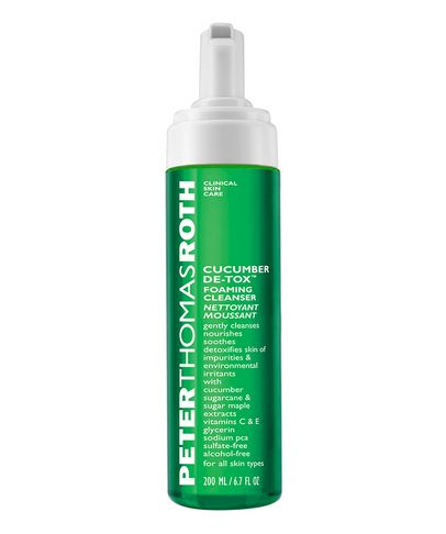 PETER THOMAS ROTH | Cucumber De-Tox Foaming Cleanser | Goxip