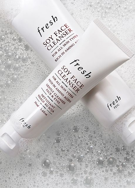FRESH – SOY CLEANSER DUO