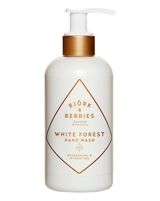 Bjork & Berries White Forest Hand Wash