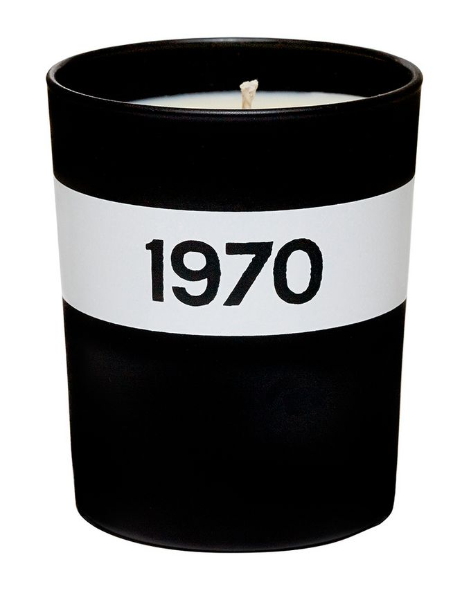 Bella Freud 1970 Candle (Black Musk & Patchouli)