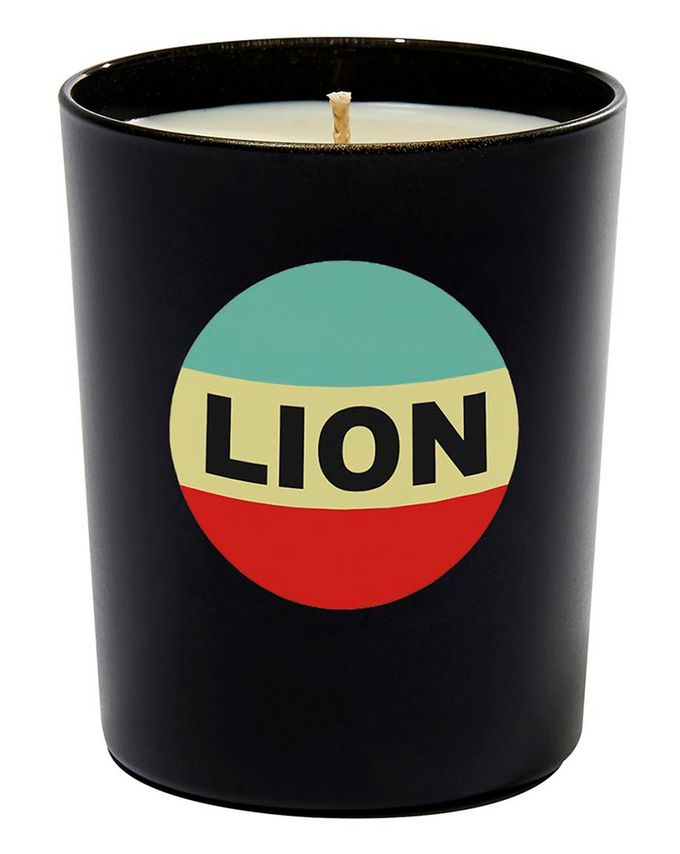 Bella Freud Lion Candle (Cedarwood & Poivre)