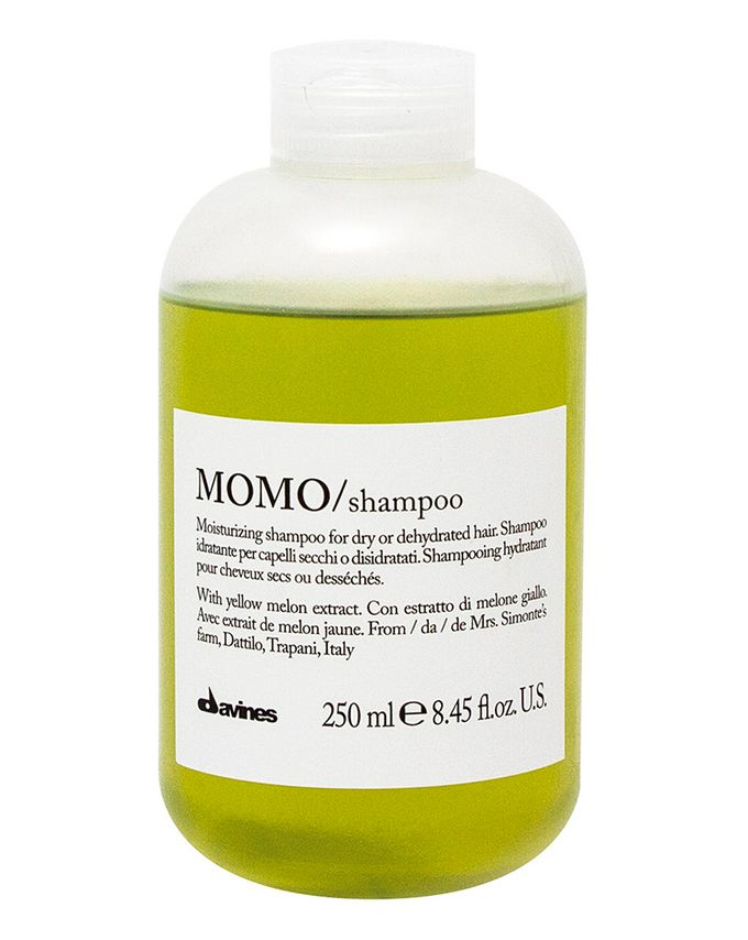 momo moisturizing shampoo for dry hair by davines. Black Bedroom Furniture Sets. Home Design Ideas