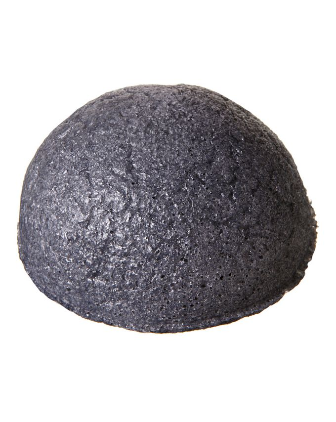 The Konjac Sponge Company Pure Konjac Puff Sponge with Bamboo Charcoal