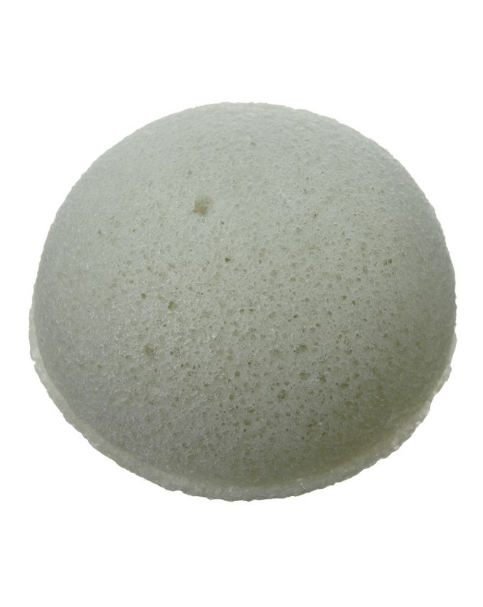 The Konjac Sponge Company Pure Konjac Puff Sponge with French Green Clay