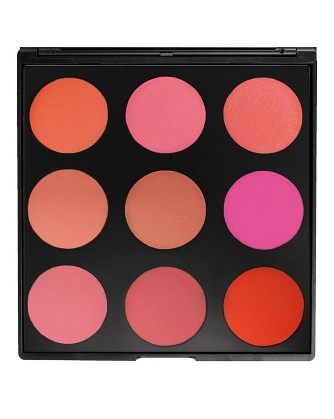 Morphe Brushes The Blushed Blush Palette (9B)
