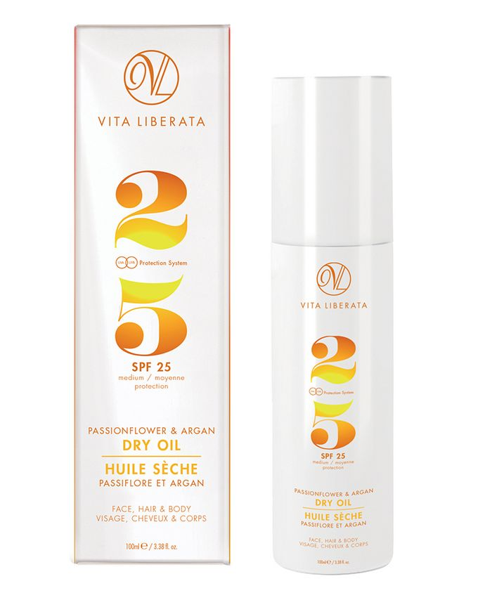 Vita Liberata Passionflower and Argan SPF Dry Oil