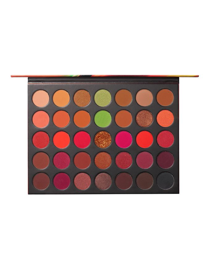 Morphe 35O3 Fierce By Nature Artistry Eyeshadow Palette