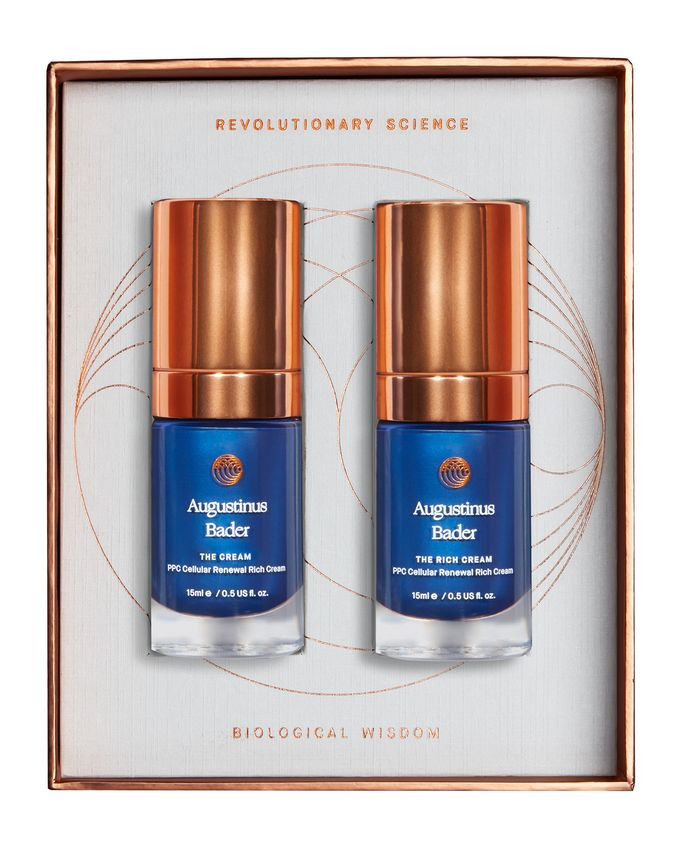 Augustinus Bader The Cream/The Rich Cream Discovery Duo (worth £130)