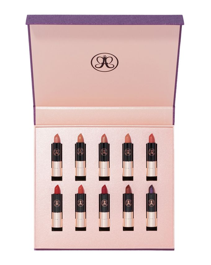 Anastasia Beverly Hills 10 Piece Mini Matte Lipstick Set