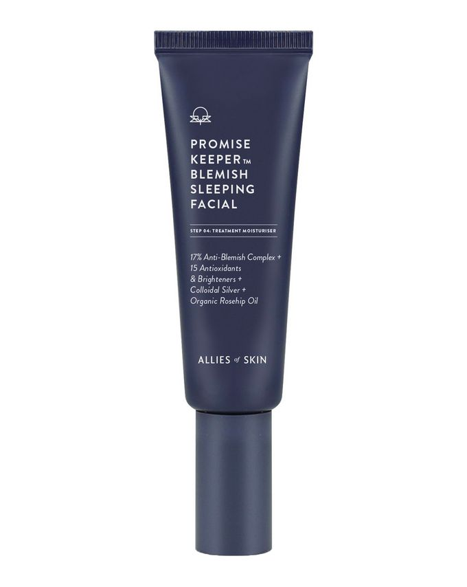 Allies of Skin Promise Keeper Blemish Sleeping Facial
