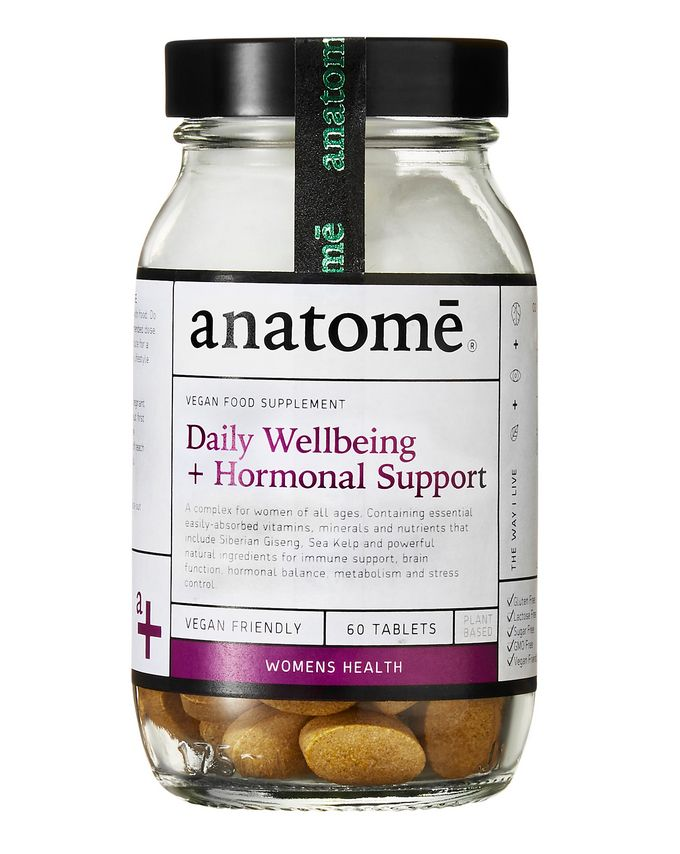 anatomē Daily Wellbeing + Hormonal Support