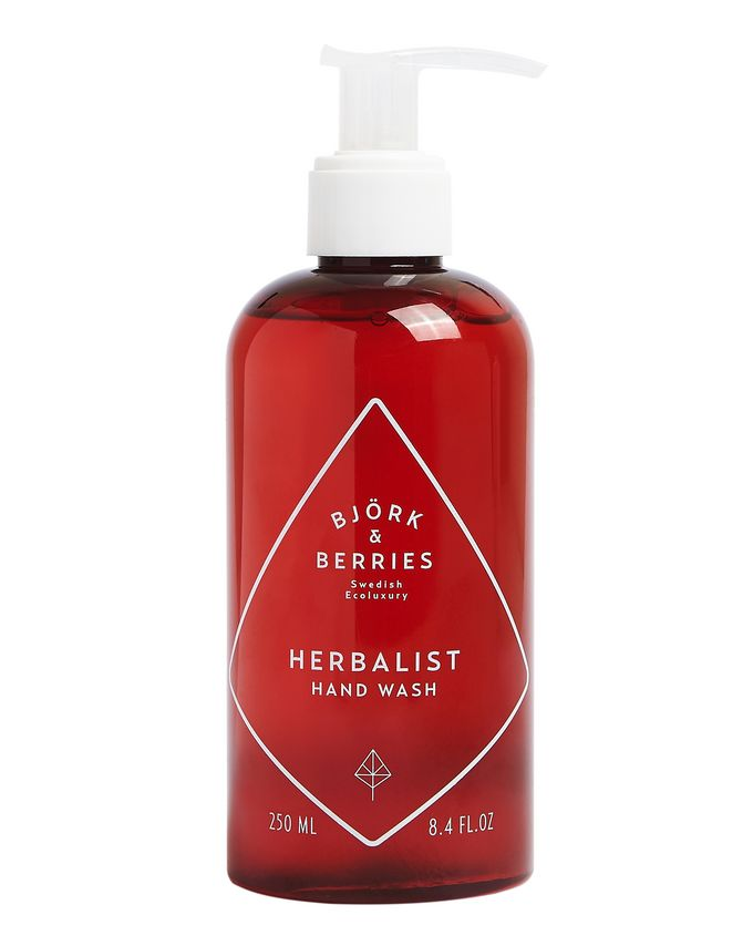 Bjork & Berries Herbalist Hand Wash